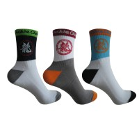 Socks (Pack of 3 Pairs) - Set D