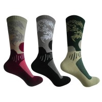 Socks (Pack of 3 Pairs) - Set F