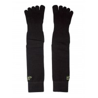 JC Acupuncture Point Toe Socks - Black