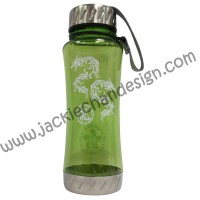 Dragon Logo Drink Bottle (550mL)