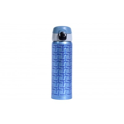 JC Thermo Flask with new J logo pattern