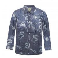 JC Design Dragon Thunder long sleeve shirt