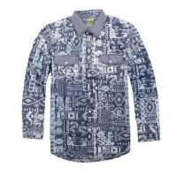 JC Design Tribal Pattern long sleeve shirt