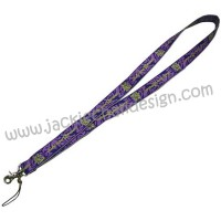 JC Action & Power Necktie (Purple)