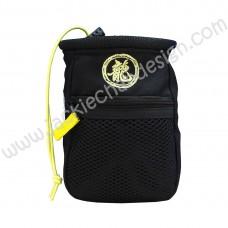 Action & Power Large Powder Bag (Black & Green)