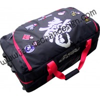 JC Stunts Around the World Duffel Bag