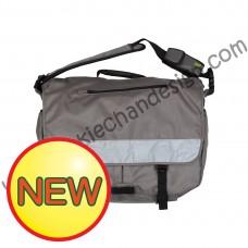 Messenger Bag (Grey)