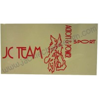 Action & Power Car Sticker (Large)