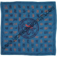 Dragon Logo Bandanna (Blue)