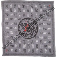 Dragon Logo Bandanna (Grey)