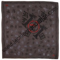 101 Dragons Bandanna (Black)