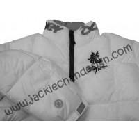 Dragon Logo Featherdown Jacket