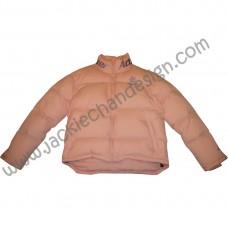 Dragon Logo Down Jacket (Pink)