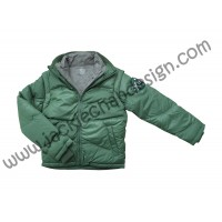 X-treme 2-in-1 Down Jacket (Green)