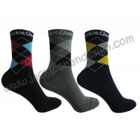 Socks (Pack of 3 Pairs) - Set E