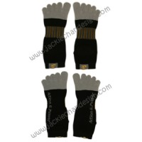 Action & Power Ankle Toe Socks