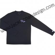 JC Stuntmen Long Sleeve T-Shirt (Blue)