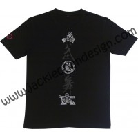 """Mo Long Mo"" T-Shirt (Black)"