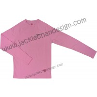 JC Stuntmen Xtreme Long Sleeve T-Shirt (Pink)