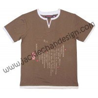 Shui Shu T-Shirt (Brown)