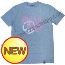 No War, Peace on Earth T-Shirt (Grey)