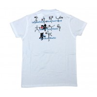 Drunken Master Stick Figure T-Shirt