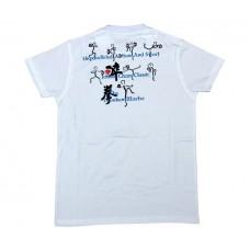 Drunken Master Stick Figure T-Shirt