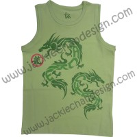 Double Dragon Tank Top (Kids)