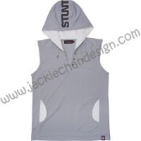 Stunt Sports Track Suit for Men (Grey)
