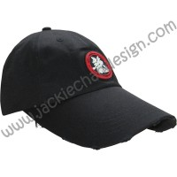 Dragon Logo Black Cap