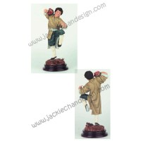 Action Figurine - Drunken Master