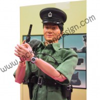 Action Figurine - Hong Kong Police (Summer Uniform)