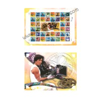 Jackie Chan Stamp Collection - Film
