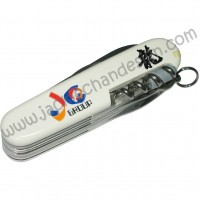 JC Army Knife (White)