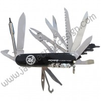 Swiss Army Knife (Black)