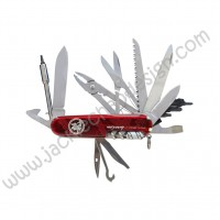 Swiss Army Knife (Cyber Red)