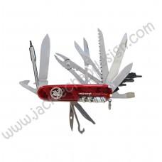 Swiss Army Knife (Cyber Red)