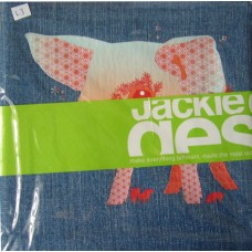 Zodiac Cloth Notebook - Pig