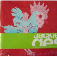 Zodiac Cloth Notebook - Rooster