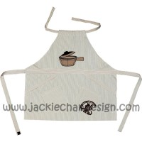 JC Design Dragon Logo Apron