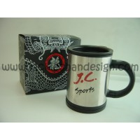 JC Sports Stirring Mug