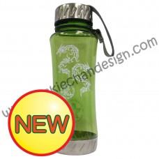 Dragon Logo Drink Bottle (550mL)