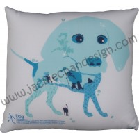 12 Zodiacs Cushion ~ Dog