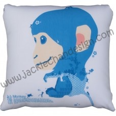 12 Zodiacs Cushion ~ Monkey