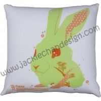 12 Zodiacs Cushion ~ Rabbit
