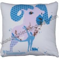 12 Zodiacs Cushion ~ Ram
