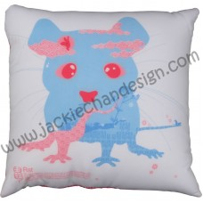 12 Zodiacs Cushion ~ Rat
