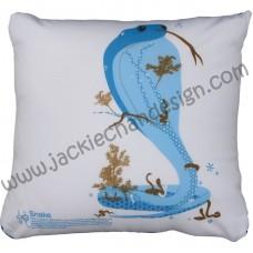 12 Zodiacs Cushion ~ Snake