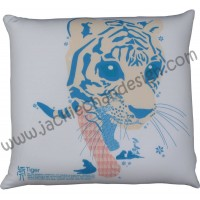 12 Zodiacs Cushion ~ Tiger