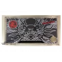 Dragon Logo Acrylic Tissue Box